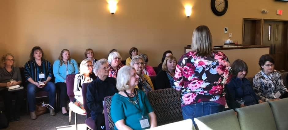 pastors wives, Preble conference